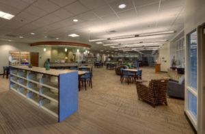 Watauga High School Library
