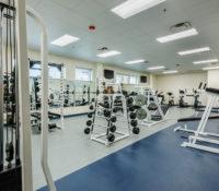 Davidson County Law Enforcement Center Gymnasium