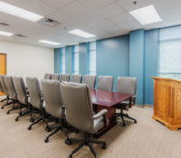 Davidson County Law Enforcement Conference Room