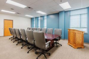 Davidson County Law Enforcement Conference Room