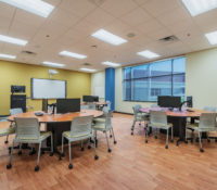 Edgecombe Biotechnology Center Simulation Classroom
