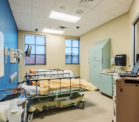 Edgecombe Biotechnology Center ER