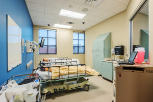 Edgecombe Biotechnology Center ER