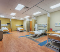 Edgecombe Biotechnology Center Patient Rooms