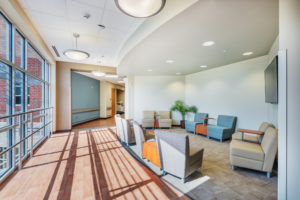 Edgecombe Biotechnology Center Lobby