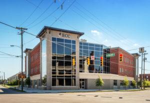 Edgecombe Biotechnology Center Exterior Far