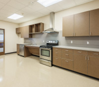 Wallace Educational Forum Kitchen