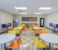 Wallace Educational Forum Breakroom