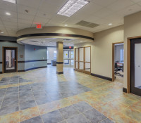 Wallace Educational Forum Lobby