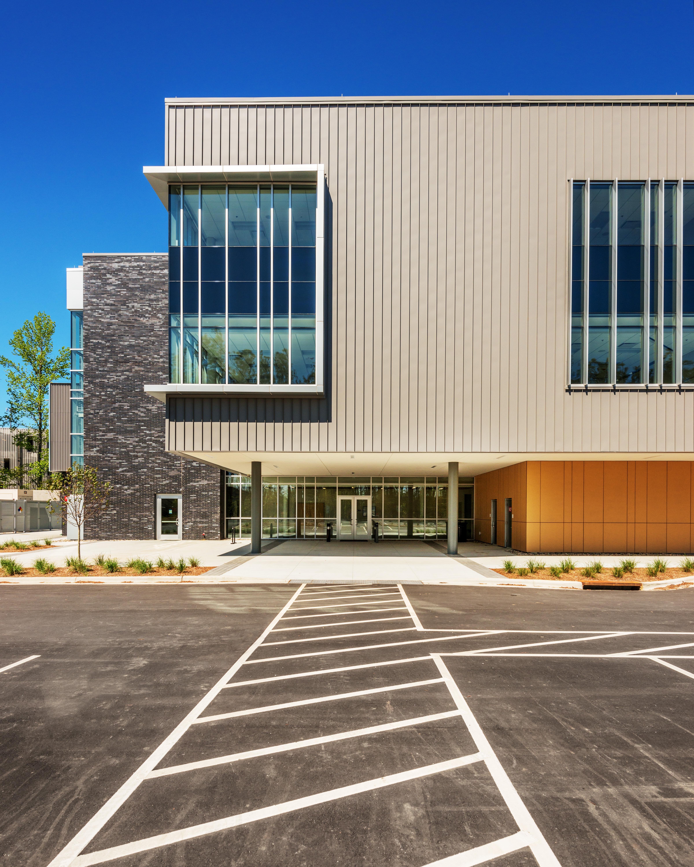 Stem School Raleigh Nc: Wake Tech Health Sciences Building H