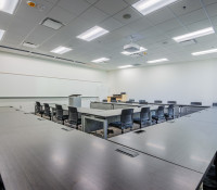 Health Sciences Classroom Lab Construction Wake Tech Building H Auditorium Conference Room