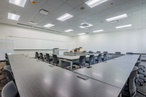 Health Sciences Classroom Lab Construction Wake Tech Building H Auditorium Conference Room