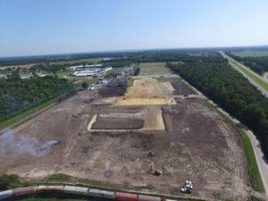 Hampton Farms Peanut Processing Facility