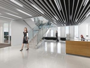 Albemarle Building Interior View 4