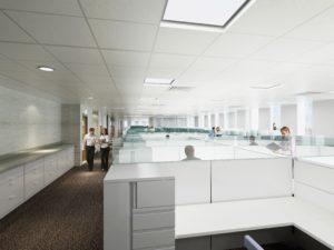 Albemarle Building Interior View 6