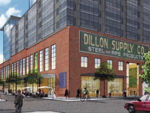 Dillon Station