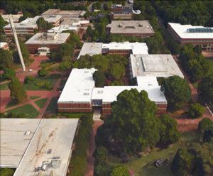 UNC Charlotte Academic Complex