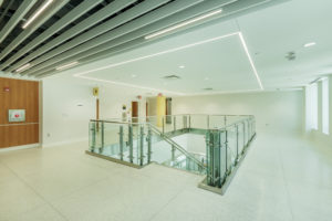Albemarle Top Stairwell