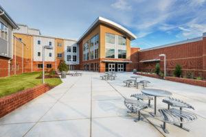 South Garner HS Tables