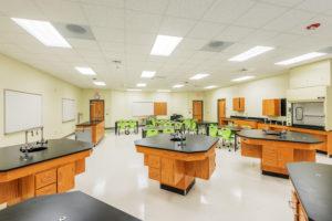South Garner High School Science Lab K-12 education