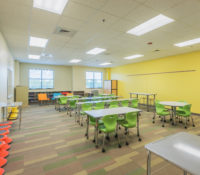 South Garner High School Classroom K-12 education