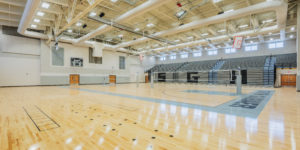 South Garner High School Gymnasium K-12 education