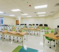 South Garner High School Mac Lab K-12 education