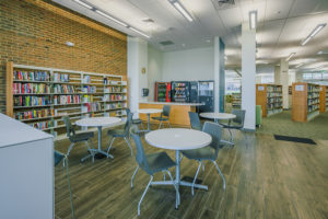 Morrison Library Reading Room