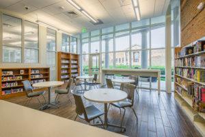 Morrison Library Reading Room