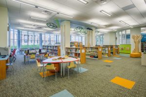 Morrison Library Kids Area