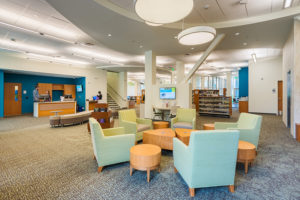Morrison Lobby and Sitting Area