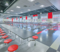 South Mecklenburg High School Cafeteria