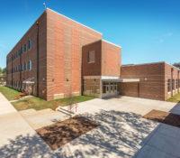 South Mecklenburg High School Exterior Angle
