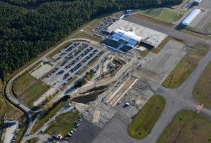 Albert J. Ellis Terminal Aerial