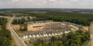 Amberly Town Center Aerial 3