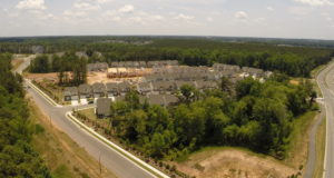 Amberly Town Center Aerial 2