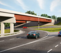 Fayetteville Outer Loop Ramp C