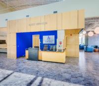 UNC Asheville Highsmith Union Interior Reception