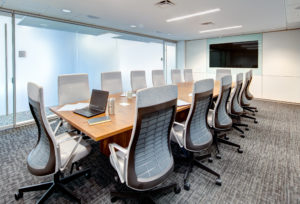 Barnhill Raleigh Office B-1 Conference Room