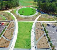 NCMA Park Circular Far