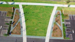 NCMA Park Expansion Quad