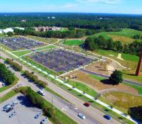 NCMA Park Expansion Blue Ridge Road