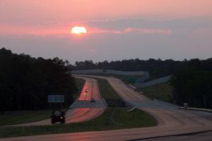 Interstate 295 in Fayetteville