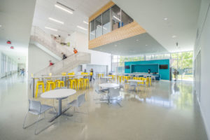 Innovative High School Cafe