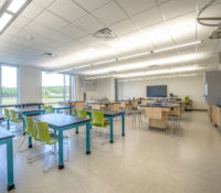Innovative High School Classroom Lab