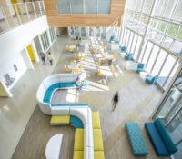 Innovative High School Lobby Down
