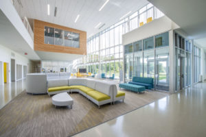 Innovative High School Lobby Out