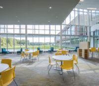Innovative High School Lobby View