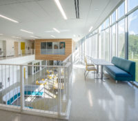 Innovative High School Upstairs Hall