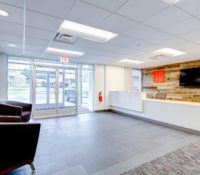 Barnhill Raleigh Office Lobby